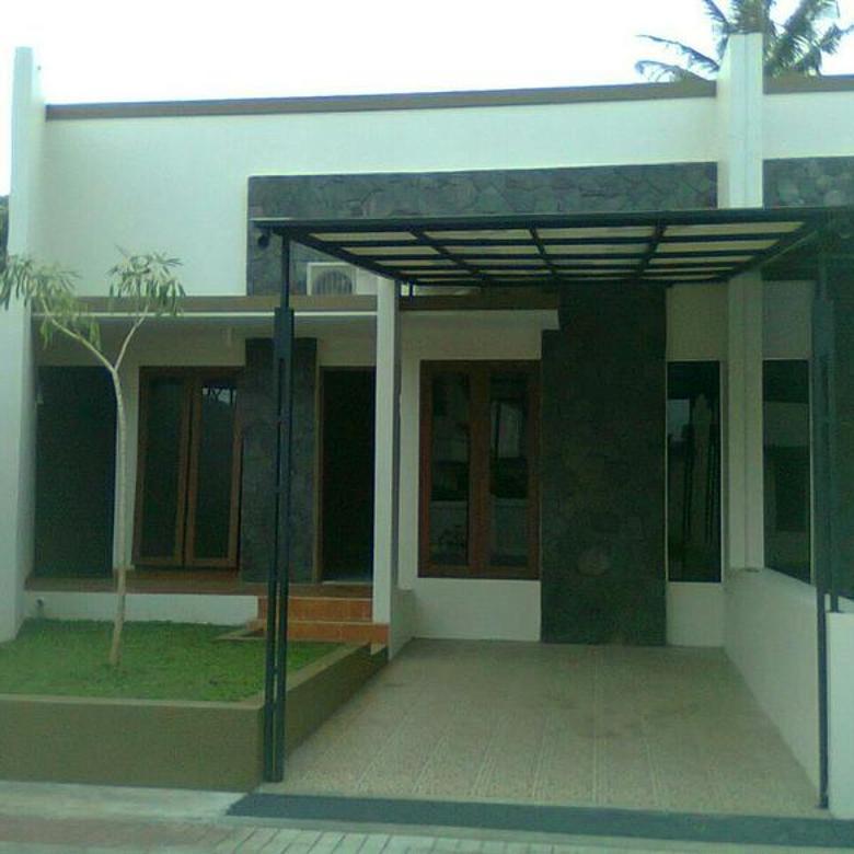 Rumah Terawat di D'cluster Kopo Permai Bandung