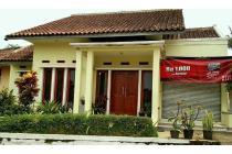 Rumah Murah 2Lantai Pinggir Jalan di Cimaung
