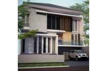 Rumah baru mininalis split level Citraland