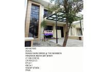 RUMAH BARU GRESS THE MANSION PAKUWON INDAH SBY BARAT