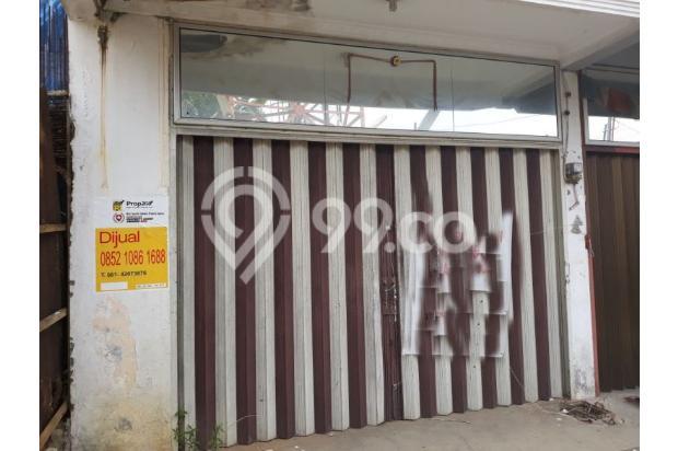 Dijual Ruko Brigjen Zein Hamid Gang Pribadi Siap Huni - RK-0059 15492135