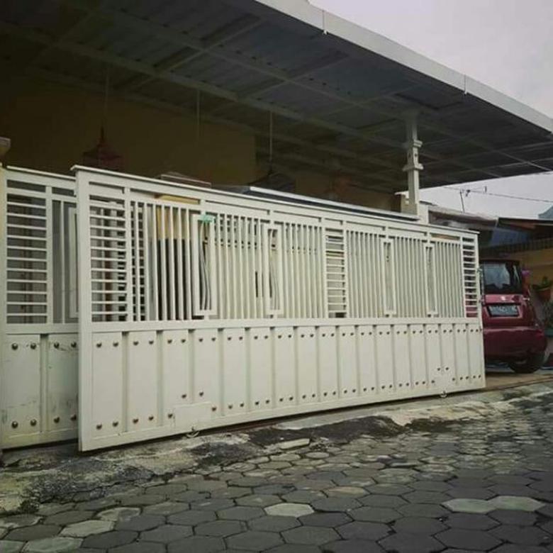 Rumah murah nyaman siap huni strategis di Sawojajar 1 Malang