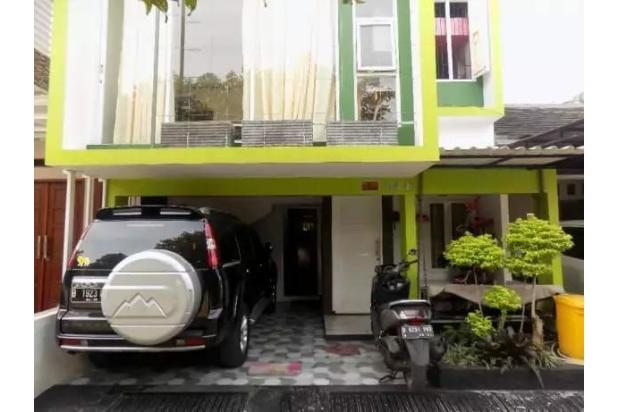 Rumah artistik 2 Lantai di Parung Serab ciledug