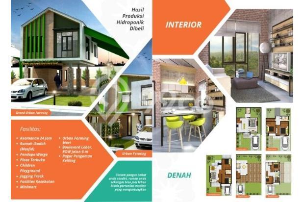 Rumah Konsep Urban Farming di The Green Setiabudhi 15099558