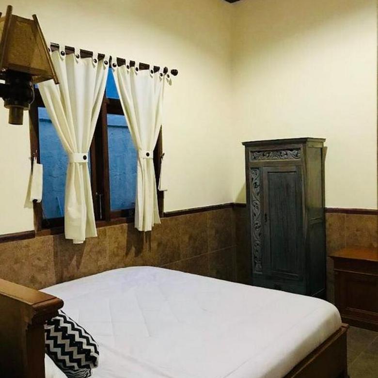 2 Kamar Tidur Villa di Dekat Pantai Melasti