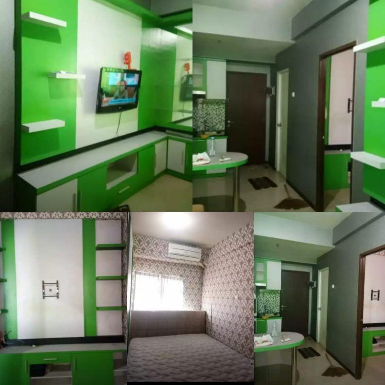 2BR - The Suite Metro Apartemen Bandung