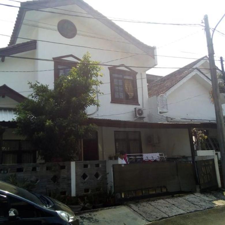 Fast Sale! Rumah Murah di Kucica Bintaro Jaya Sekt. 9