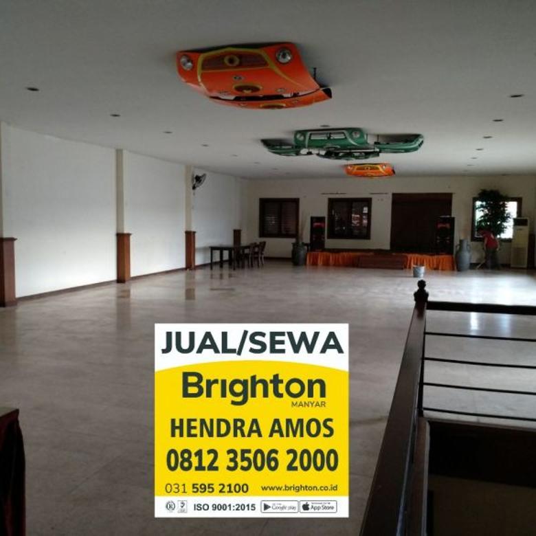 Restoran Nol Jalan Raya Menganti Siap pakai, fasilitas lengkap, Surabaya