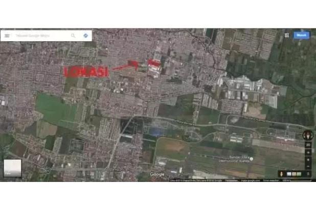 Rp100mily Tanah Dijual