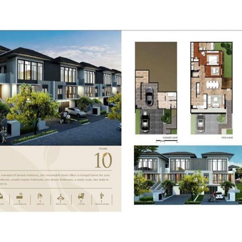 House in Nava Park Lakewood Cluster BSD Tangerang Selatan