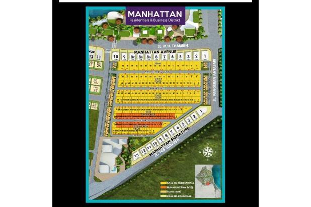 Rp5,55mily Tanah Dijual