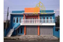 Ruko Termanis dan terstrategis tiis di Cikole Lembang