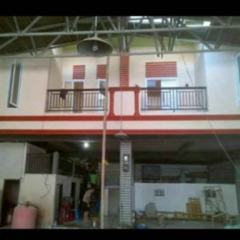 Rumah Jl.  Sungai saddang baru 3 Lantai LT 13 x 33LB 13 x 15 kT 12 KM 11