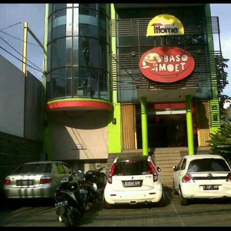 Dijual Rumah Kost Mainroad Surya Sumantri Pasteur Bandung