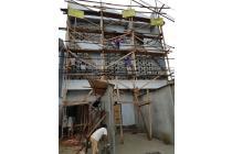 Launching Rumah Baru 3 Lantai di Duri Kepa, Kebun Jeruk dekat Jl. Panjang