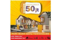 Dipasarkan Rumah 2LT harga 800JT-an di buahbatu