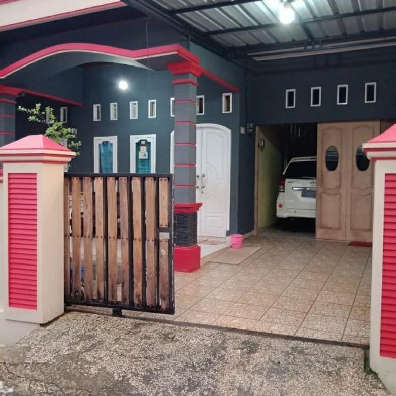 Rumah cantik di rajabasa