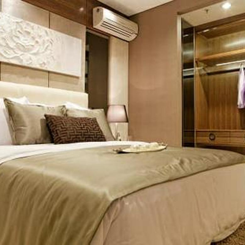 Free PPN dan Free Full Furnished atau Free Biaya AJB! 3 Bedroom Paddington Height Apartment di Samping Binus University Alam Sutera