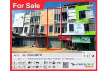 Ruko Lokasi Strategis Tengah Kota Pontianak.Cocok Usaha,Kantor DLL