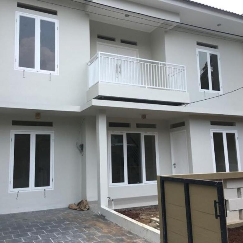 Rumah Brand New, Siap Huni di Bintaro Jaya Sektor 6