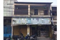 Dijual Cepat Rumah di Pinggir Jalan Raya Pademangan, Jakarta Utara (BU)
