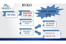 Ruko strategis buat Bank atau kantor pusat Bisnis Karawang Barat