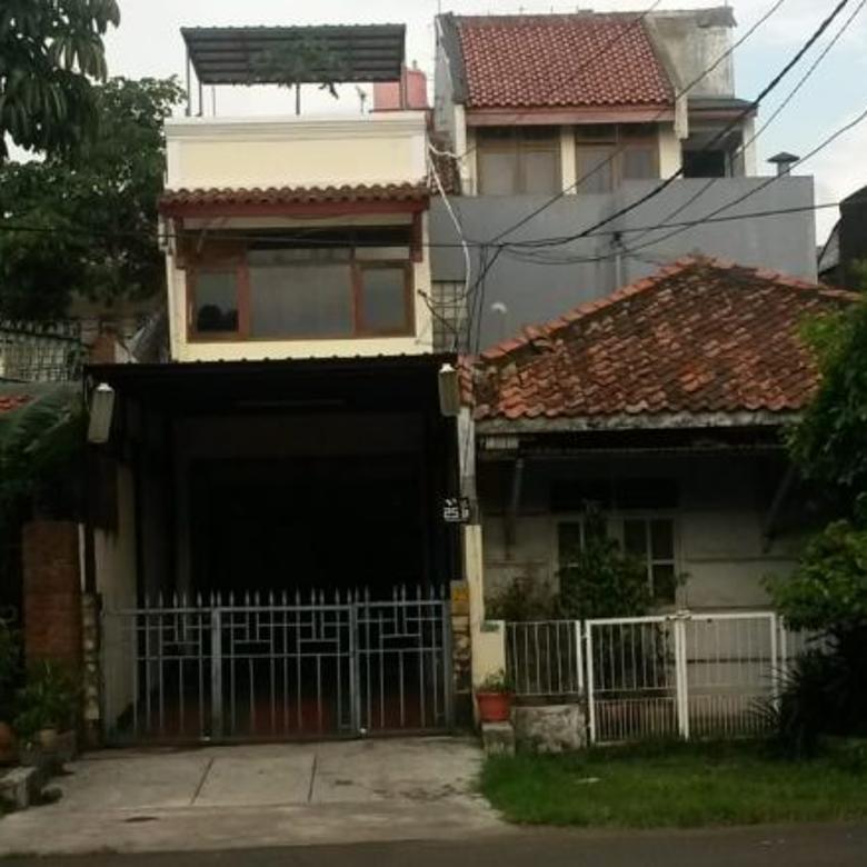 Rumah jalan Mandawai 1 Kebayoran Baru