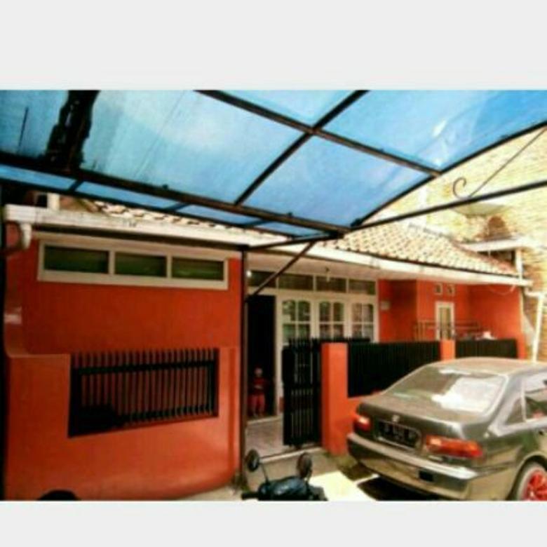 jual cepat rumah Cibogo lembang dekat jalan masuk mobil