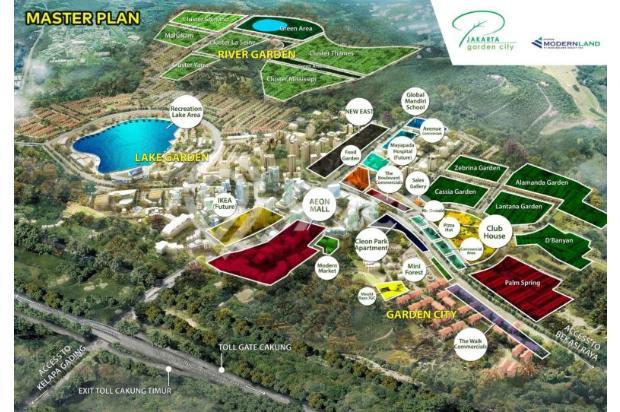 Rumah Baru hanya DP 9 juta Jakarta Garden City Cakung 20623642