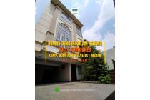 Rumah Dengan Kolam Renang Komplek Bumi Asri Helvetia Medan
