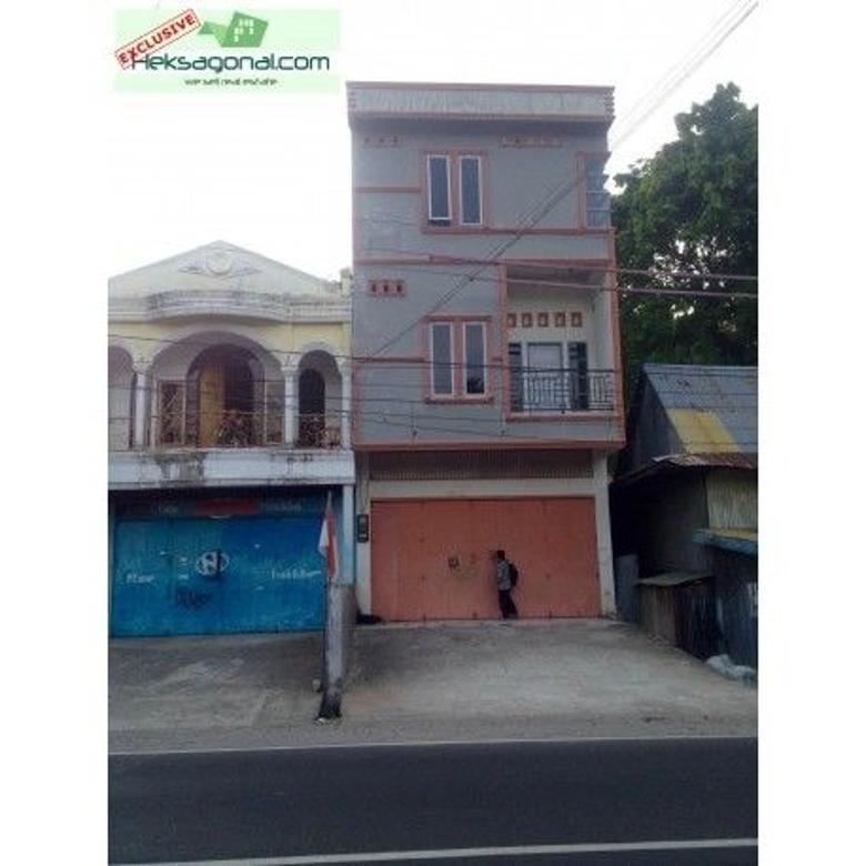 Dijual Rumah/Ruko 3 Lantai Murah di Parepare Sulsel, HKS1373