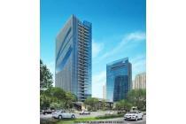 Di jual Office Space @ Citra Tower , Kemayoran ,  luas keseluruhannya total