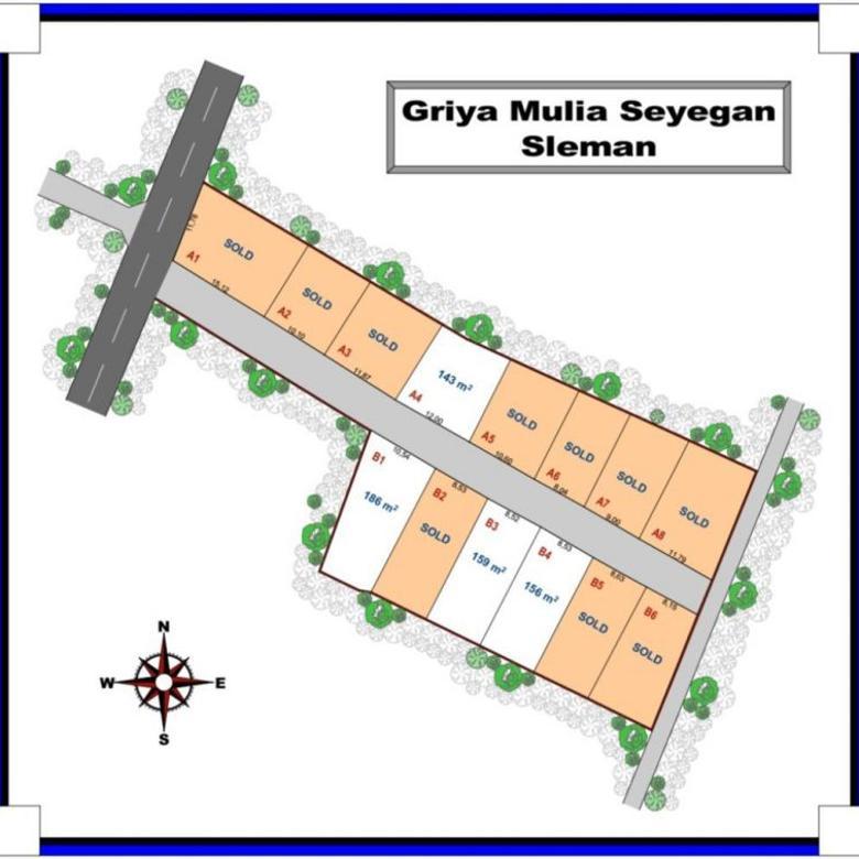 Lahan Seyegan Siap Bangun Dekat Sleman City Hall