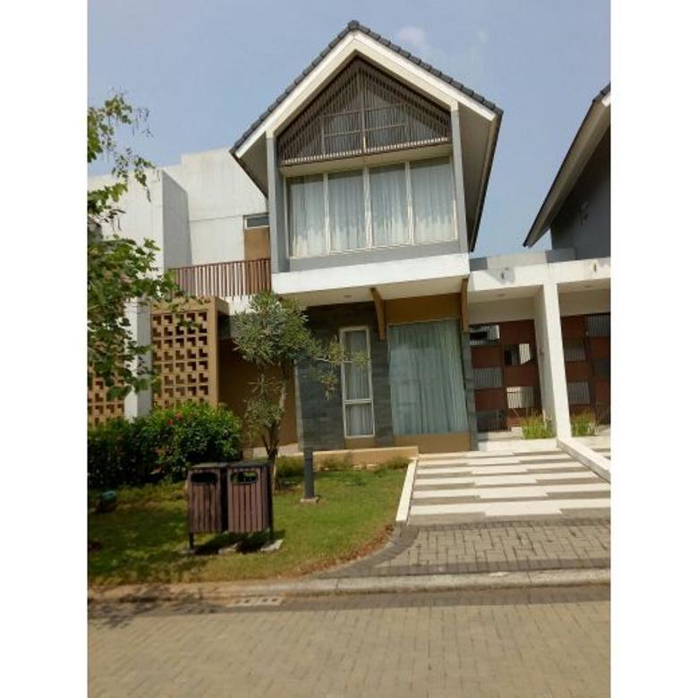 Rumah Baru bagus di Avani BSD City dekat Atma jaya BSD