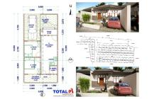 Dijual Rumah 2 Lt Minimalis tipe 100/84 di Antasura, Denpasar