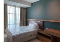 DiSewakan Condominium 1BR Furnish View City Lantai TInggi