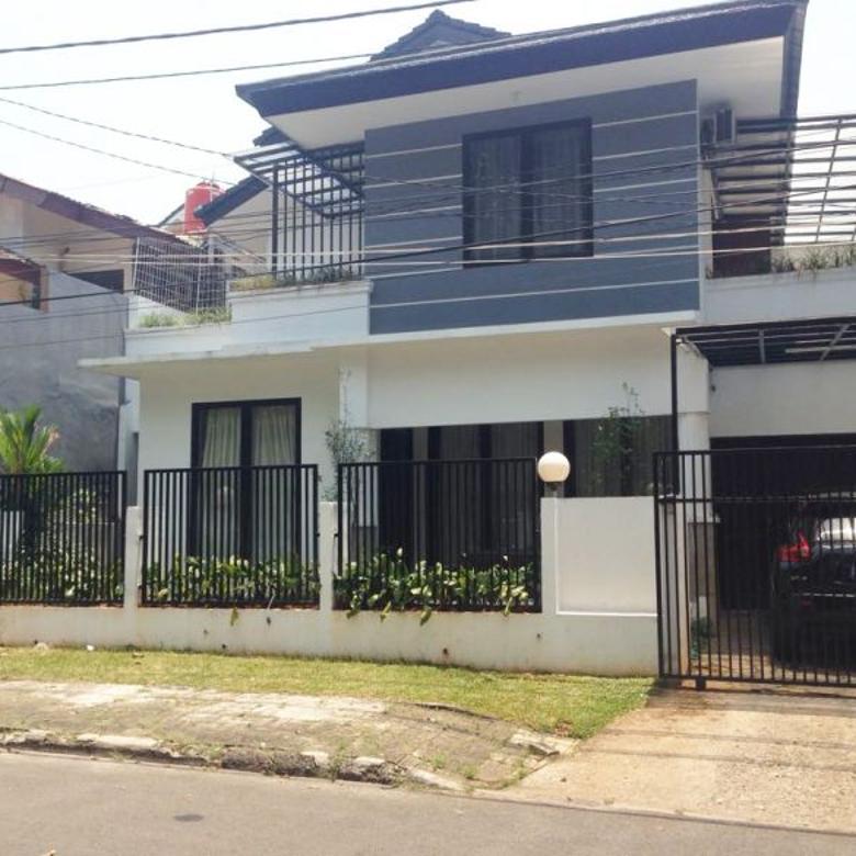 Dijual rumah bagus minimalis murah di Bintaro Jaya
