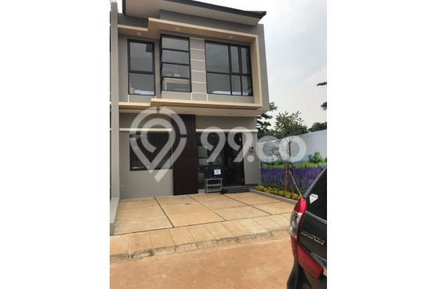 Dijual Rumah Cluster 2 Lantai Bebas Banjir di Jatiasih, Bekasi 17327240