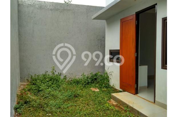 HANYA SATU  Rumah 2 lantai LT/LB 112/112  Cukup  850 juta 14317611