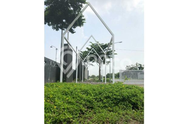 Rumah Murah Surabaya Barat New Modern Fasilitas lengkap DP20jt lngsg masuk 22391185