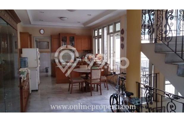 Dijual Rumah 3,5 Lantai di Jalan Gedung Pinang, Pondok Indah AG1111 17696068