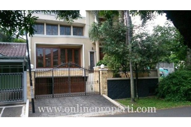 Dijual Rumah 3,5 Lantai di Jalan Gedung Pinang, Pondok Indah AG1111 17696066