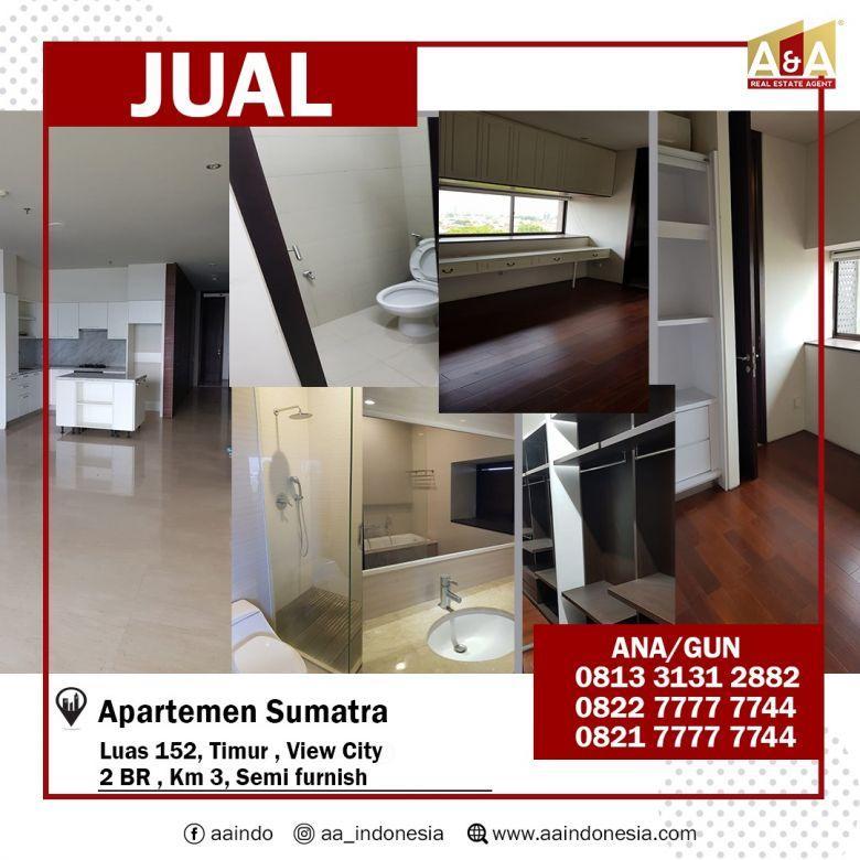 Dijual Apartemen Sumatra 36