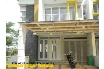 Rumah Cluster Maple hoek, Summarecon Bekasi