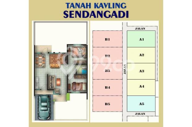 Tanah Kavling Mlati, Sleman: Terkoneksi Jalan Arteri Jogja-Magelang 13696792