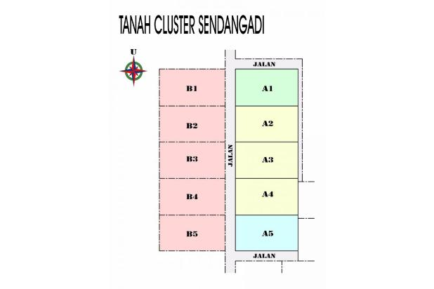 Tanah Kavling Mlati, Sleman: Terkoneksi Jalan Arteri Jogja-Magelang 13696797