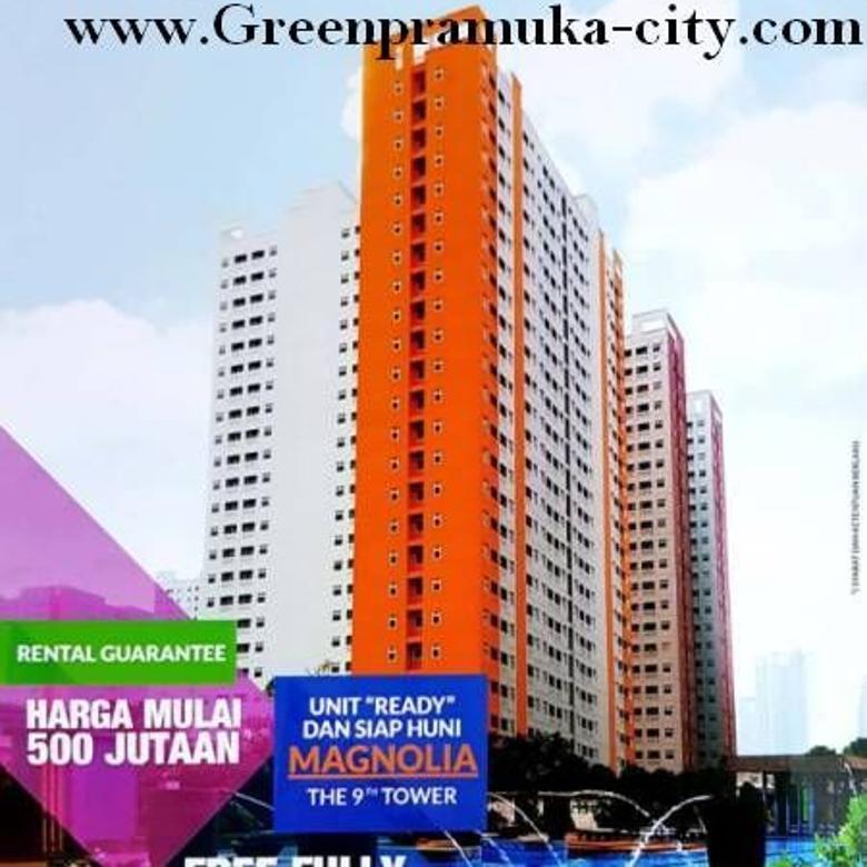 Apartemen Green Pramuka City, Apartemen Terbaik di Jakarta MD280