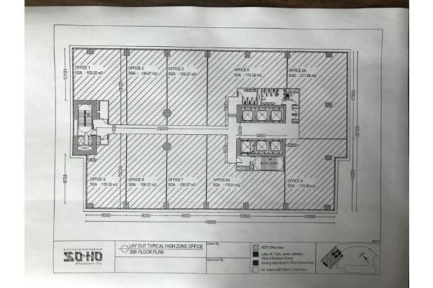 Rp4,71mily Ruang Kantor Dijual