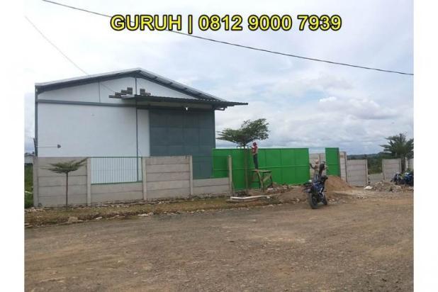 Gudang untuk Industri/Pabrik Makanan, Akses Mudah dekat BSD dan Bogor 9840763