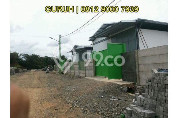 Gudang untuk Industri/Pabrik Makanan, Akses Mudah dekat BSD dan Bogor 9840766